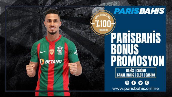 Parisbahis Bonus Promosyon