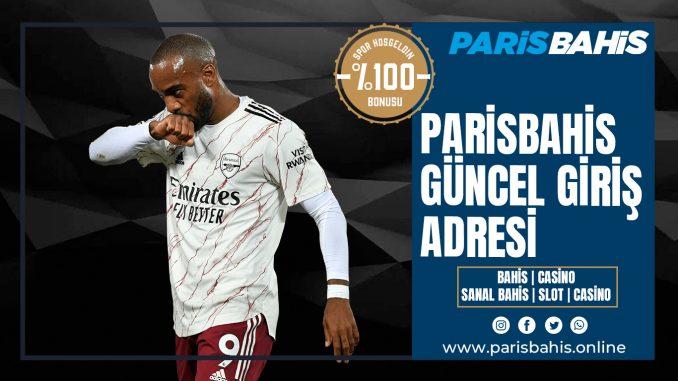 Parisbahis Güncel Giriş Adresi