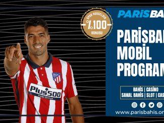 Parisbahis Mobil Program