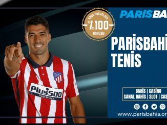 Parisbahis Tenis