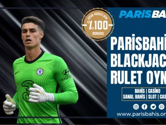 Parisbahis Blackjack Rulet Oyna