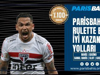 Parisbahis Rulette En İyi Kazanma Yolları