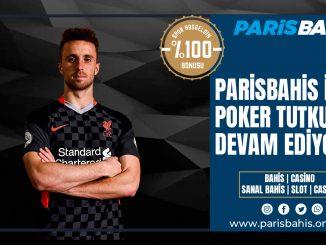Parisbahis ile Poker Tutkusu Devam Ediyor