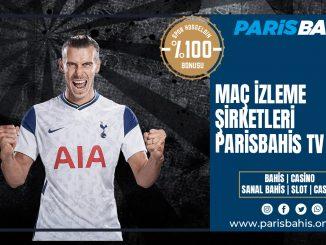Maç İzleme Şirketleri- Parisbahis TV