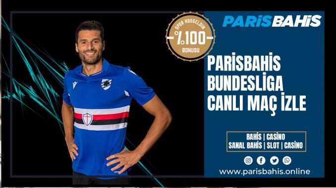 Parisbahis Bundesliga Canlı Maç İzle