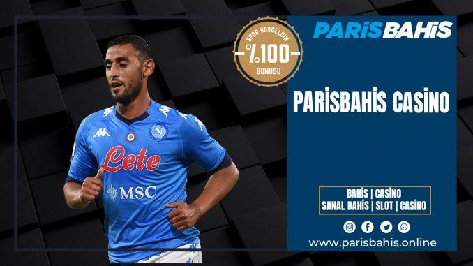 Parisbahis Casino