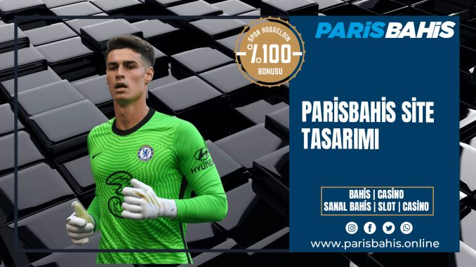Parisbahis Site Tasarımı