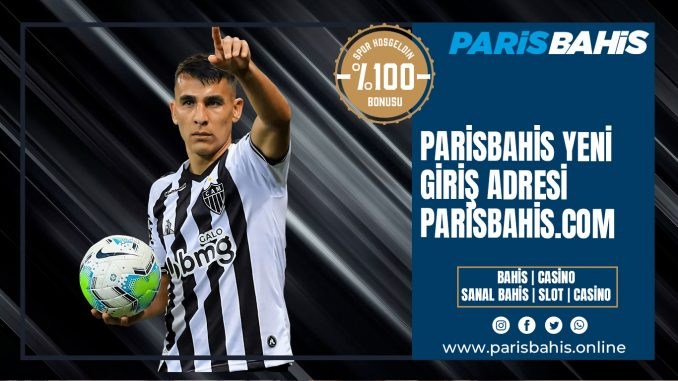Parisbahis Yeni Giriş Adresi Parisbahis com