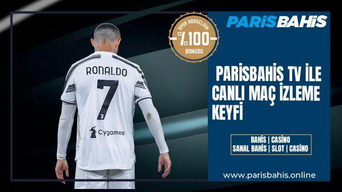 Parisbahis TV ile Canlı Maç İzleme Keyfi
