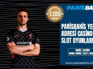 Parisbahis Yeni Adresi Casino ve Slot Oyunları