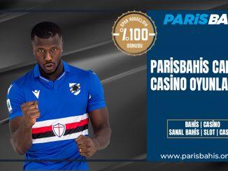 Parisbahis Canlı Casino Oyunları