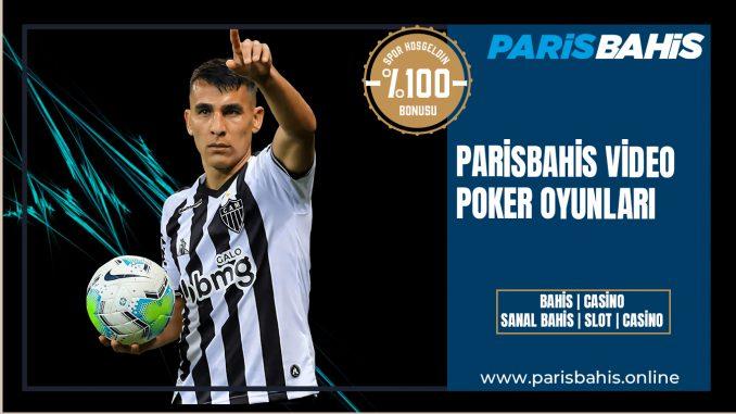 Parisbahis Video Poker Oyunları
